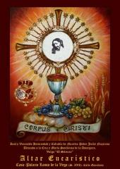 altar ecuaristico hermandad del silencio ecija convocatoria