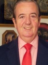 JOAQUIN MANUEL ROJAS CORONADO. EXALTADOR MARIA SANTISIMA DE LA AMARGURA ECIJA
