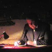 Meditación a cargo de N.H.D. José Manuel García Moreno