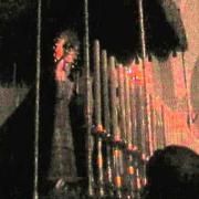 Encendido del Cirio y entrega de diploma al Coro Polymnia