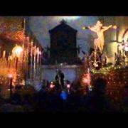 Traslado jesus nazareno a su paso año 2015