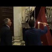 VIDEO ENCENDIDO DE CIRIO 2018
