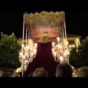 Amargura entrada en templo por su 50 aniversario